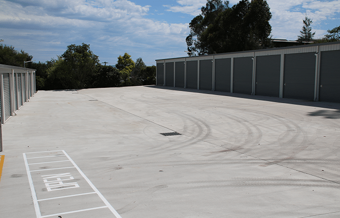 Business Storage | Personal Storage | Nambucca Valley Storage | Business Storage Solutions