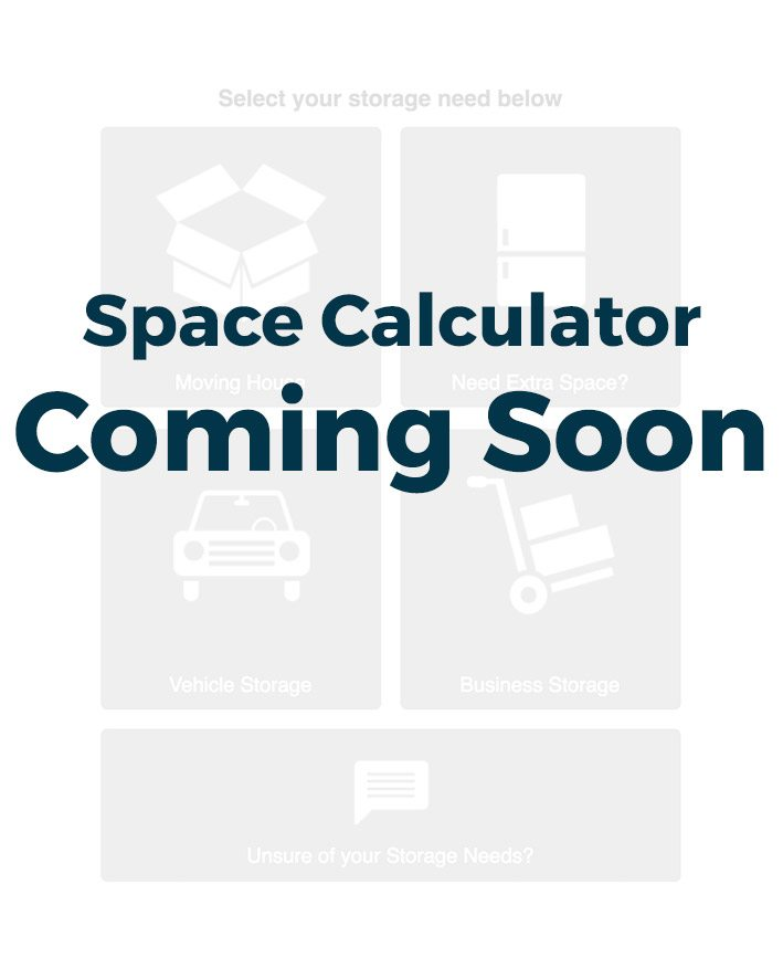 Space Calculator Coming Soon