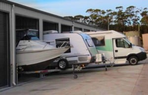 coffs harbour vehicle storage